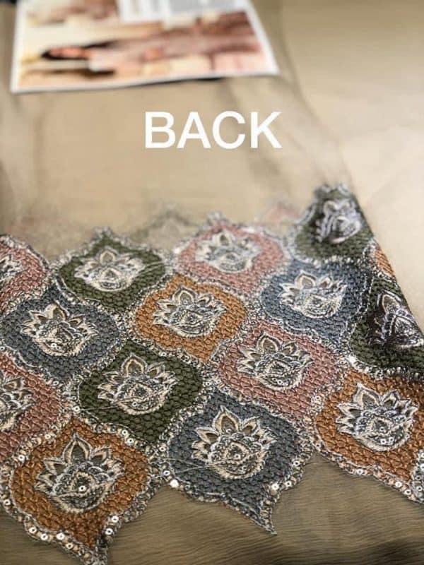 Beige Ring-back