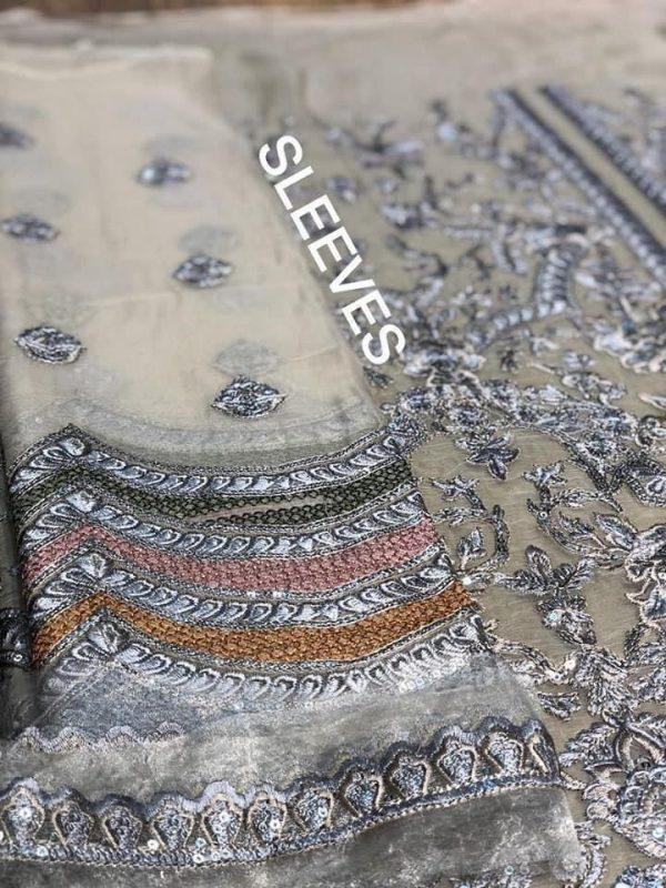 Beige Ring-sleeves