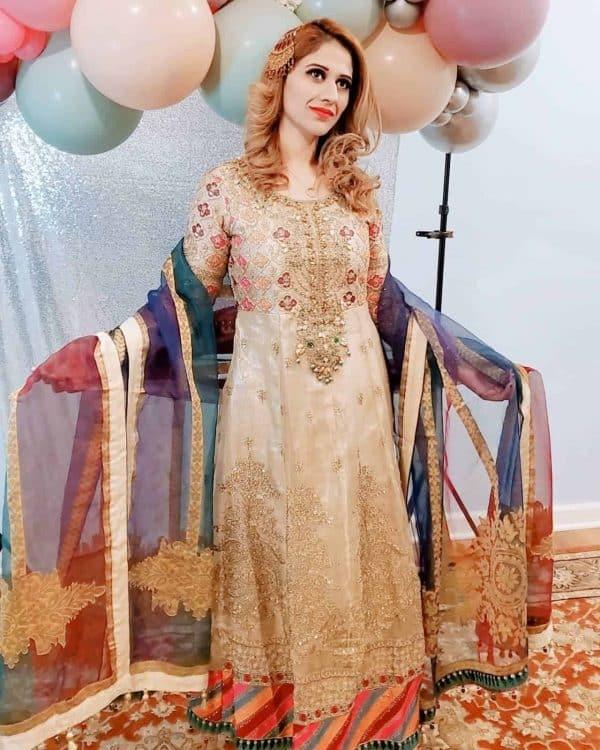Shehnai Dress
