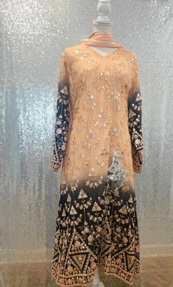 Anarkali Pakistani dresses